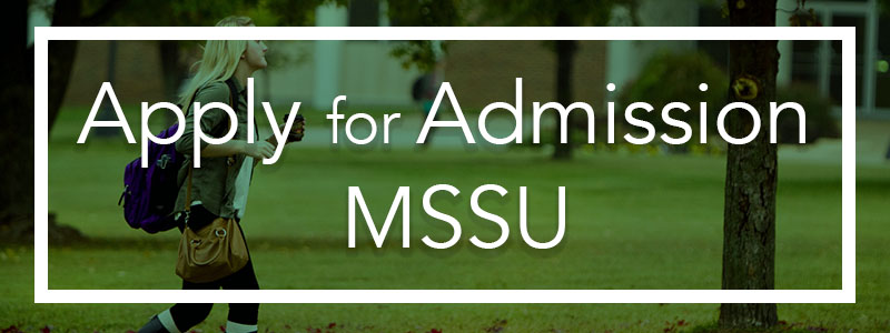 Click here to complete your application to MSSU